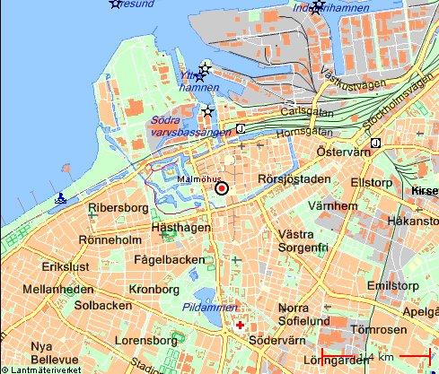 kort fnask avsugning i Malmö